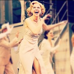 I've GOT to get back into tap class!   Sutton foster in anything goes