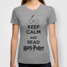 Keep Calm - Harry Potter 01 T-shirt