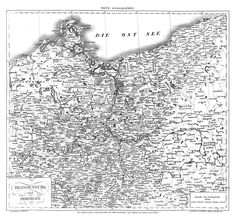 Brandenburg und Pommern  Allgemeine Encyclopädie der Wissenschaften und Künste  Johann Samuel Ersch. Johann Gottfried Gruber 1818