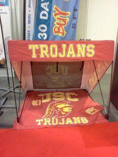 Shade Shack - USC Trojans PERFECT for BEACH BRANDING!