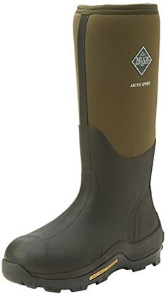 Unisex Adults Arctic Sport Tall Work Wellingtons The Original Muck Boot Company FuK7m4B1