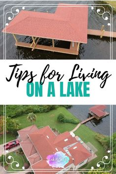 There are so many things you should know about living on a lake. Check out Tips for Living on a Lake and ensure an easy transition into lake life living! Water Activities, Activities To Do, Somewhere Down The Road, Cool Boats, Farms Living, Diy Lake Toys, Lake Life, Decks, Outdoor Living