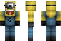 Minecraft Skins on Pinterest