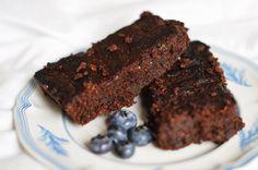 Not so naughty – Low GI, Dairy free, Gluten free Brownie recipe – Lydia Elise Millen
