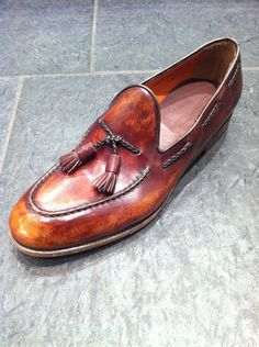 Santoni shoes...