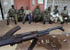 Guinea-Bissau Civil War