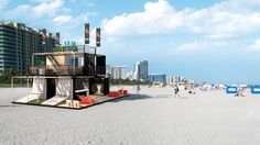 Design and technical development. The ExpoBox is the perfect eco-mobile structure for retail, events and exhibitions. All the components of this structure ar...