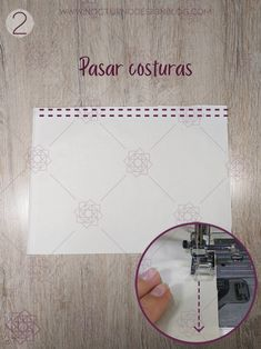 Costura paso a paso: Cómo fruncir tela fácilmente. – Nocturno Design Blog Design Blog, Notebook, Crochet, Manga, Sewing Hacks, Beginner Sewing Projects, Learn To Sew, How To Sew, Sewing Tutorials