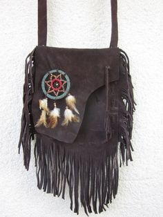 native american leather pouches | visit etsy com