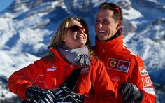 F1 racer suffered severe head injuries in a skiiing accident in December 2013
