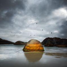 Elephant Rocks, Denmark, Western Australia;  photo by Christian Fletcher