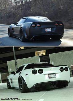 Matte black and pearl white Corvette ZR1 combo Chevrolet Corvette, Corvette Zr1, American Muscle Cars, Exotic Cars, Motor Car, Super Cars, White Corvette, Corvettes, Dream Cars