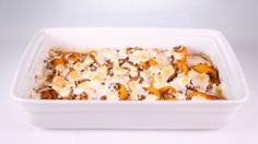 Carla Hall\'s Candied Sweet Potatoes with Pecans