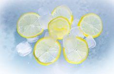 Refreshing lemon slices. https://pixabay.com/en/lemons-ice-water-summer-686918/