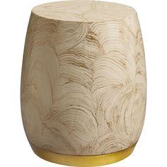 Baker Furniture - Bauble Drum Table - 3682