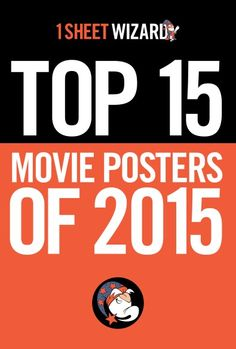 The 15 best movie posters from 2015