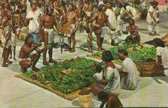 Economia dos Astecas.