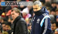 Liverpool boss Brendan Rodgers is ready to fight with Chelsea's Jose Mourinho in Capital One Cup semi finals. For details visit the link below.