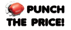 Punch the Price - Punch the Price is one of the top brand names in eCommerce. Get up to 99% discount on electronics, jewelry, apparel, ebooks, toys and more.