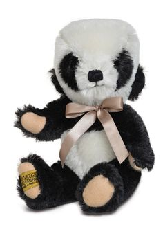 Merrythought MG07LP Dinky Little Panda