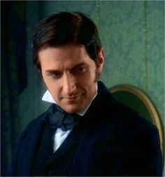 John Thornton - North & South directed by Brian Percival (TV Mini-Series, Period Movies, Period Dramas, Richard Armitage, Elizabeth Gaskell, John Thornton, Look Back At Me, North South, British Men, Pride And Prejudice