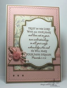 Stamps - Our Daily Bread Designs:Scripture Collection 2