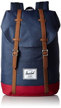 Herschel Supply Co. - Cool Diaper bag (without being a diaper bag!)