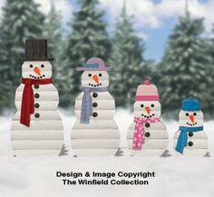 New Items - Landscape Timber Snowmen Plans Christmas Wood, Outdoor Christmas, Christmas Snowman, Christmas Projects, Christmas Ornaments, Landscape Timber Crafts, Landscape Timbers, Snowman Crafts, Holiday Crafts