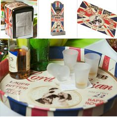 La collection Lord Brian.. So British