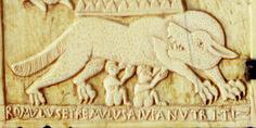 Da Dittico d'Avorio Rambona, 898 d.C. Città del Vaticano, Musei Vaticani, Biblioteca Apostolica