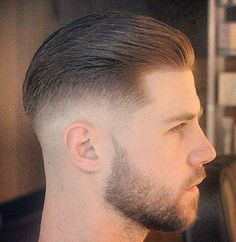 hairstyles for men fade