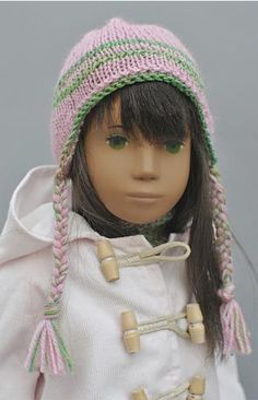 mid-70s Sasha doll I always wanted a doll with my name, even if it was spelled wrong.