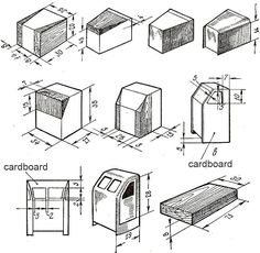 Wooden And Plywood Toy Plans, Free Fret Saw Patterns, And Funny  Woodworking: Model
