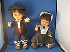 Dolls From Spain