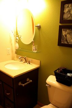 IHeart Organizing: July Featured Space: Bathroom - Final Weekend Update Part 4