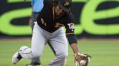 #MLB: Piratas suben a Gift Ngoepe el primer jugador africano en G.L.