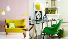 #excll #дизайнинтерьера #решения Цвет, как отмечают многие психологи очень сильно влияет на наше состояние и настроение.