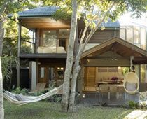 Luxury Accommodation Byron Bay : Holiday House Byron Bay : Self Contained Byron Bay Beach House : Slow Dance Beach House