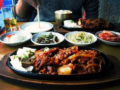 Dubu Kimchi 두부김치
