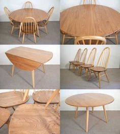 Ercol Furniture ♥
