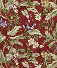 Waverly Wailea Coast Sun N Shade Lacquer Fabric