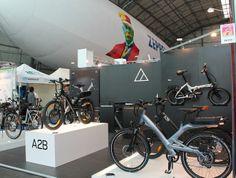 A2B e-bikes last years stand at Euro Bike we are back again in 2014  http://www.eurobike-show.com/