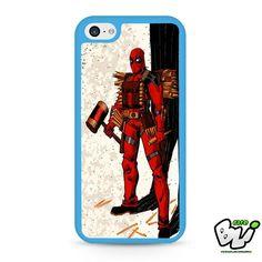 Marvel Deadpool iPhone 5C Case