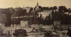 Gülhane ve Topkapı Sarayı