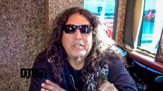 """Chuck Billy, from the thrash metal band, Testament, gives you some tips for surviving on the road, while on """"Dark Roots of Thrash II Tour."""""""
