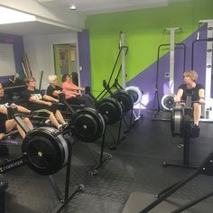 Indoor rowing instructor certification happening live and in person athellip