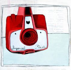 Imperial Red Camera