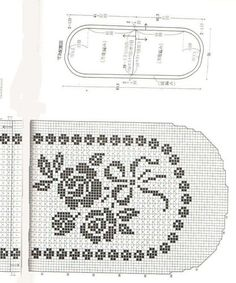 filet crochet_pattern2