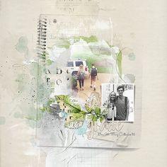 Oscraps.com :: Shop by Designer :: Anna Aspnes Designs :: NoteBook No. 2