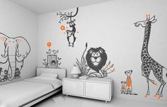 Kids Room Decoration from e-glue Wall-sticker-for-kids-bedroom-wall-decorating.